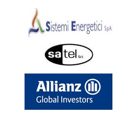 Track record Sistemi Energetici / Satel / Allianz